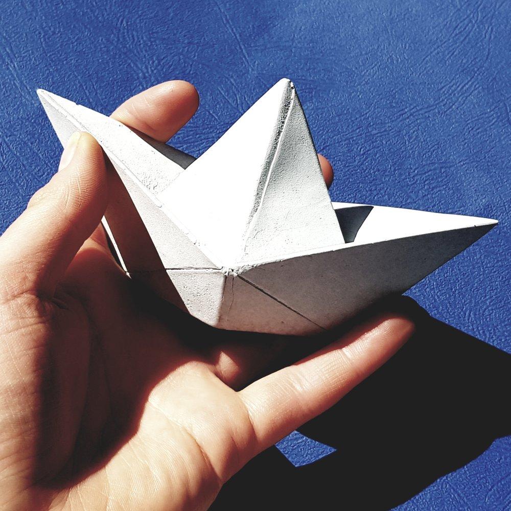 bronze paper boat 2.jpg