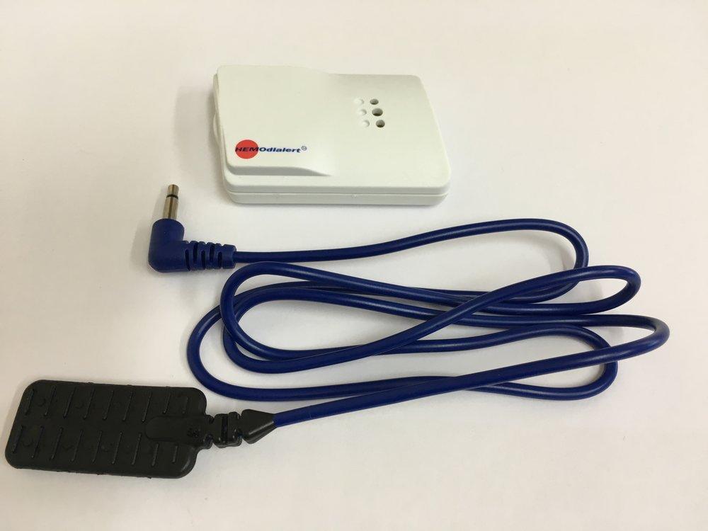Hemodialert: CODE RA-AZ-009