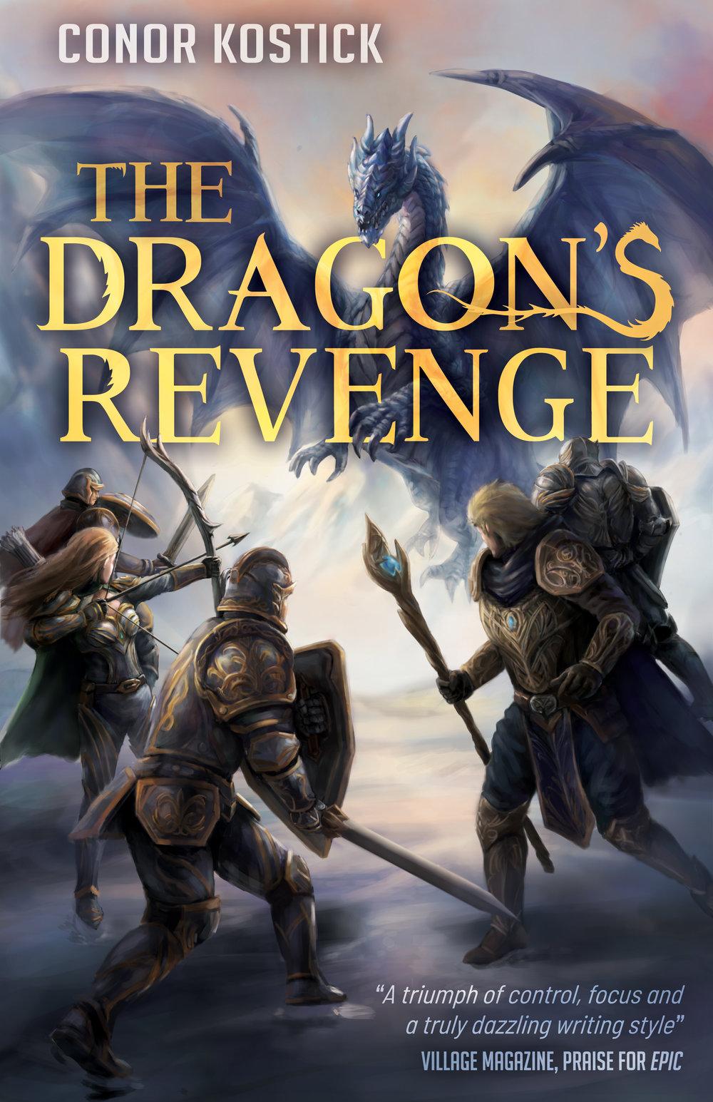 The Dragon's Revenge e-book cover.jpg