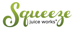 Squeeze Juice Works logo