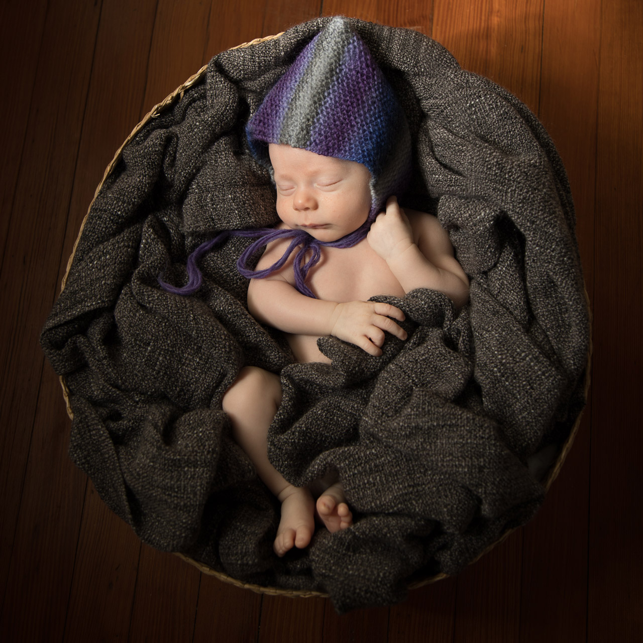 Houston_newborn_photographer_baby_knit_hat