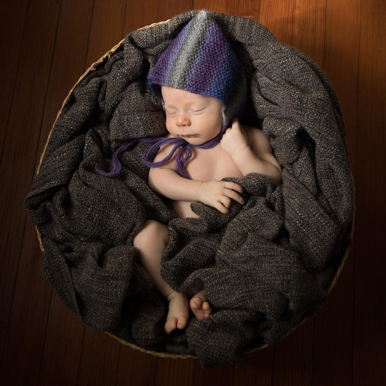 Houston_newborn_photographer_baby_knit_hat