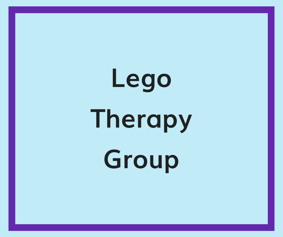 lego therapy group