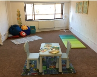 Children's Therapies Tooting therapy room