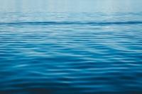 Calm sea water relaxing
