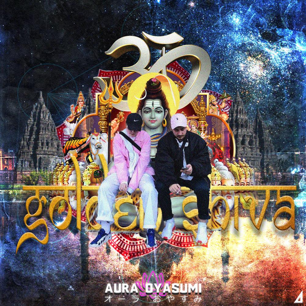 Aura Oyasumi - Golden Shiva_cover.jpg
