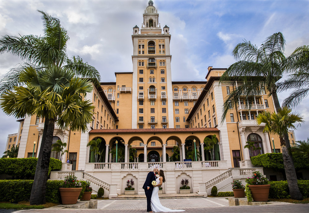 Coral Gables Wedding - Yasmin + Tirso