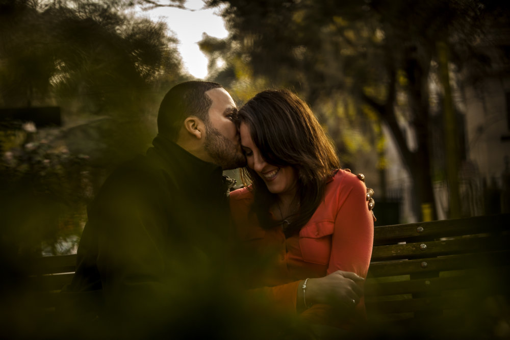 Wormsloe Savannah Engagement - Yesi + Raul