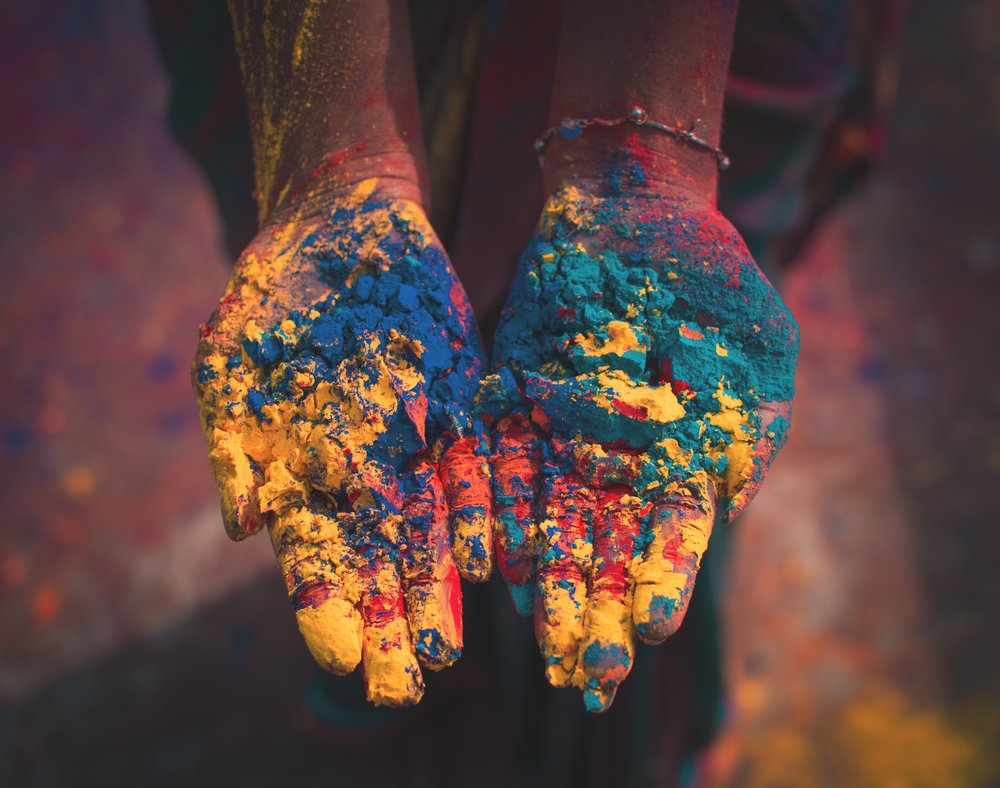 Holi Powder -