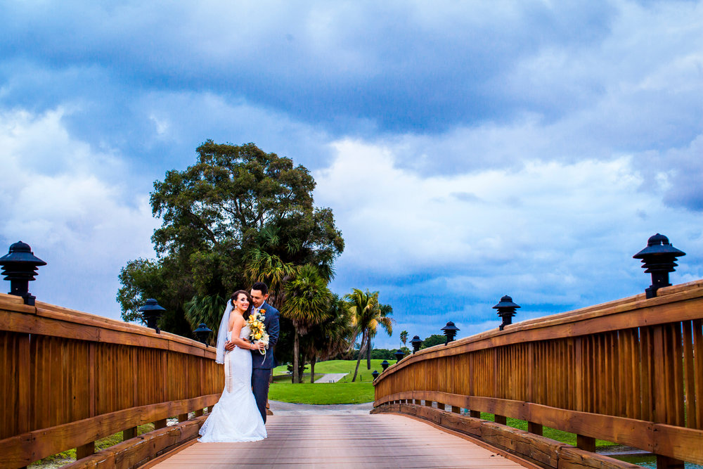Wedding at Galuppis - Juliana + Andres