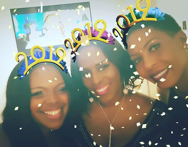 We're 17 days into the New Year and I figured I could post this! LOL. No more appropriate hashtags, was that the perfect filter? Was this the right angle? Will this get enough likes?  It's just me! Andrell. Living for Christ and doing it with a few friends and a grateful heart! #relentless #imaluke7woman #newyear