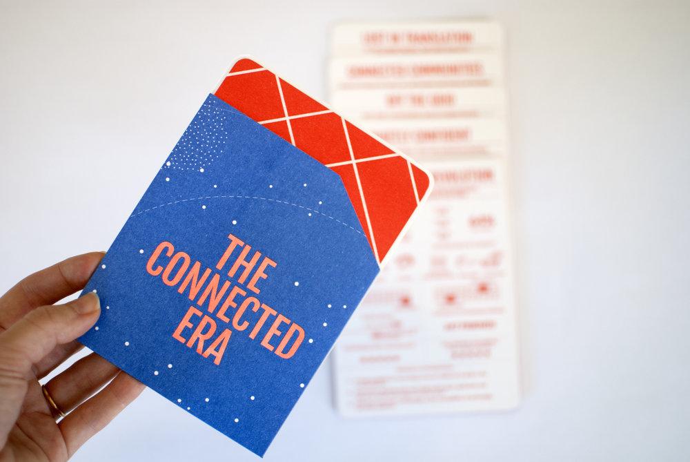 Takeaway cards