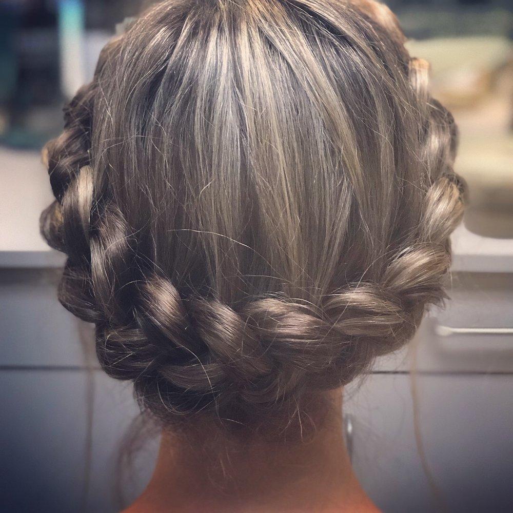 Wedding/Event Hair