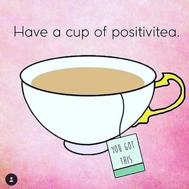 One cup in the morning. #theinspirevine #positive #selfesteem