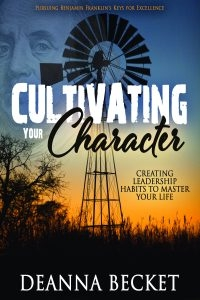 Deanna's new book - Cultivating your Character