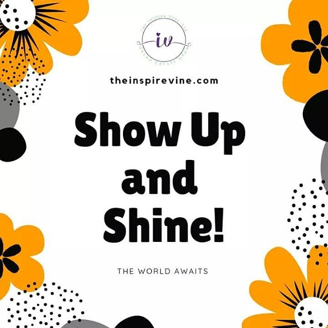 Just the act of showing up can help with positive self-esteem. Often we want to stay hidden or do not follow-thru on commitments dues to low self-esteem. Keep showing up. #theinsprevine #selfesteem  https://www.theinspirevine.com/our-blog/2018/8/8/breakout-your-sword