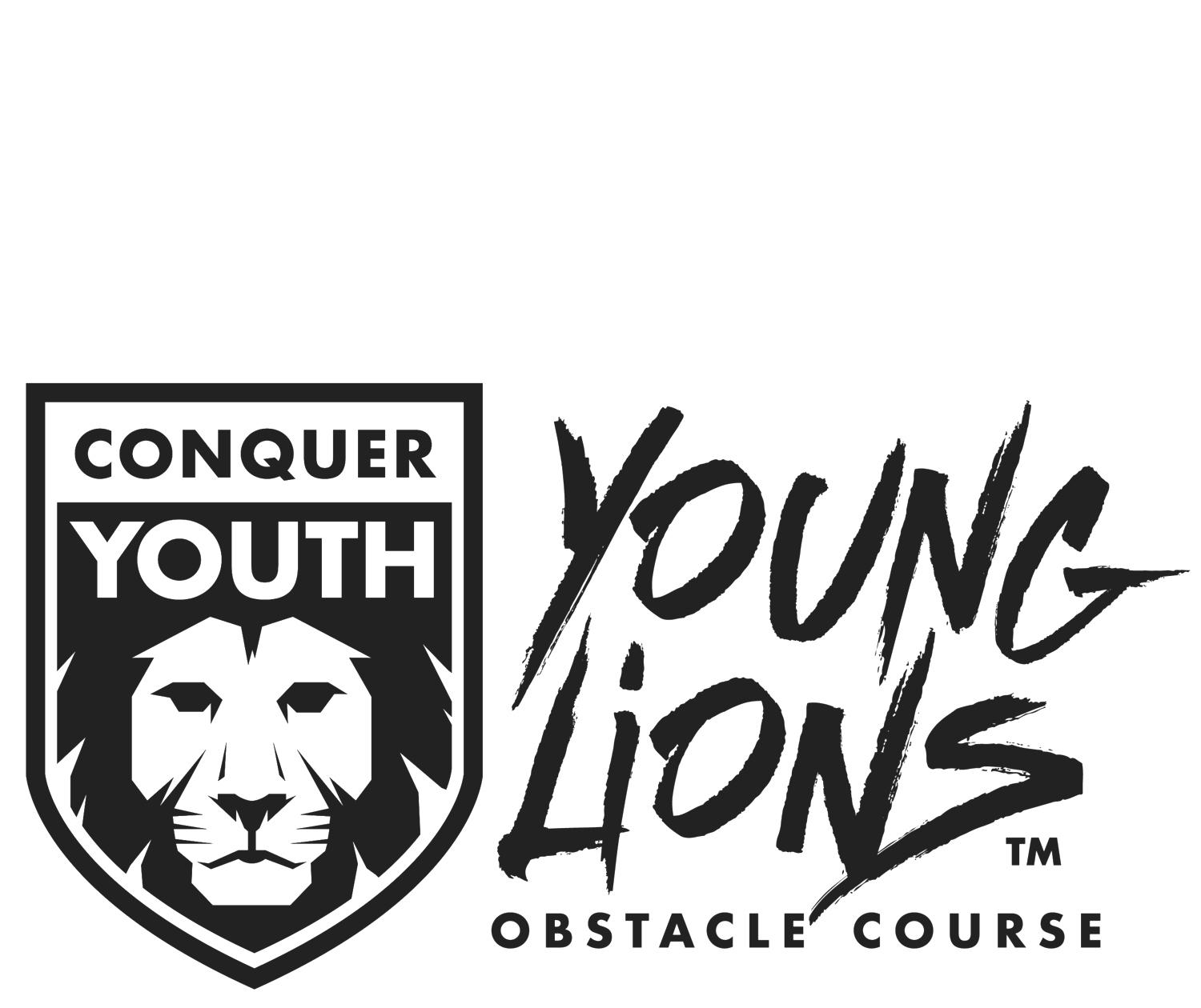 Conquer Youth Young Lions Obstacle Course
