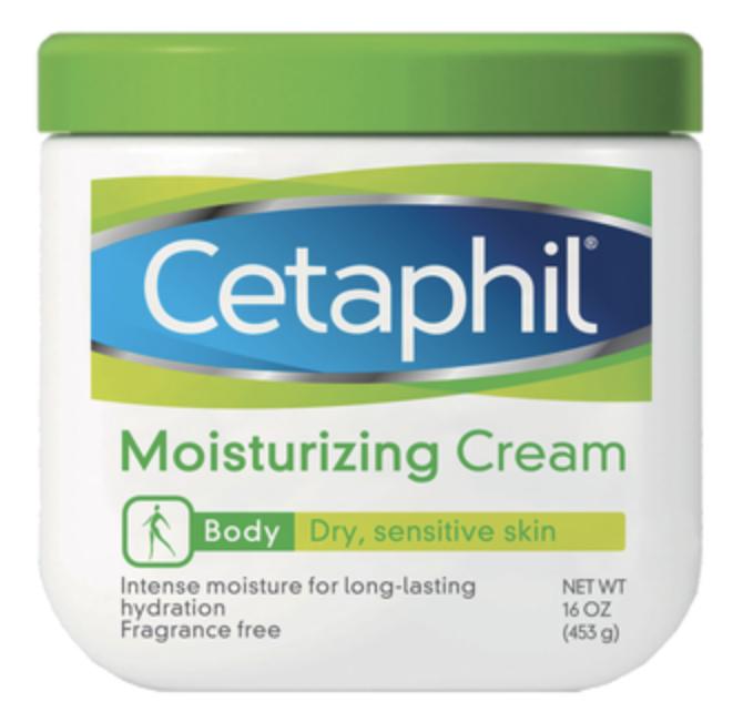 Taken from https://www.cetaphil.com/moisturizing-cream.