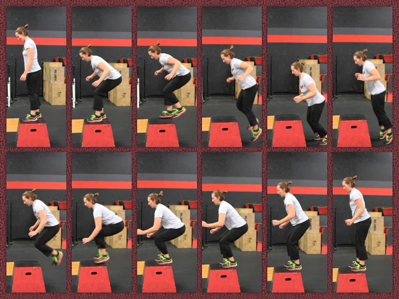 Virginia Box Jump