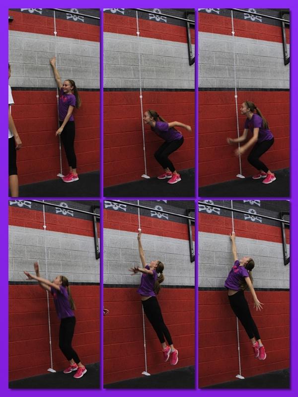 Brooke Vert. Jump