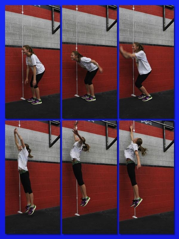 Dana Vert Jump