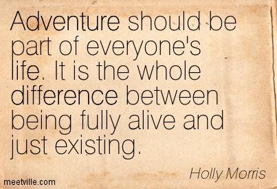 Adventure:Life