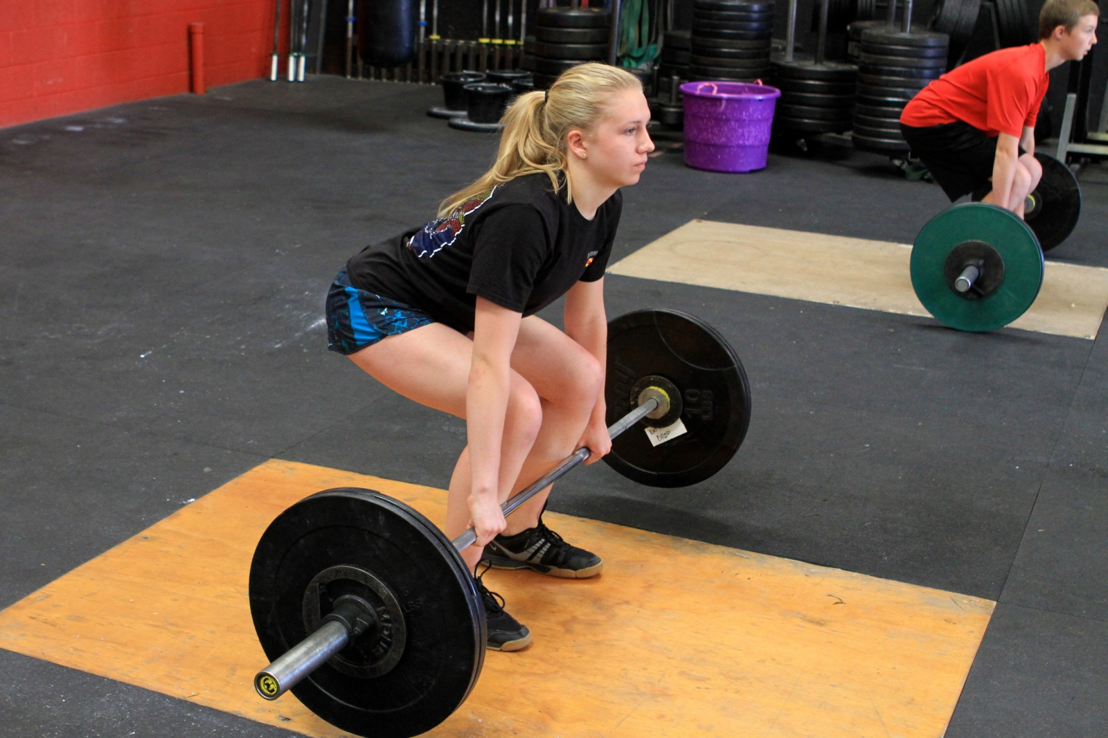 High School Strength and Conditioning Camp - 6/18 — CrossFit Flagstaff