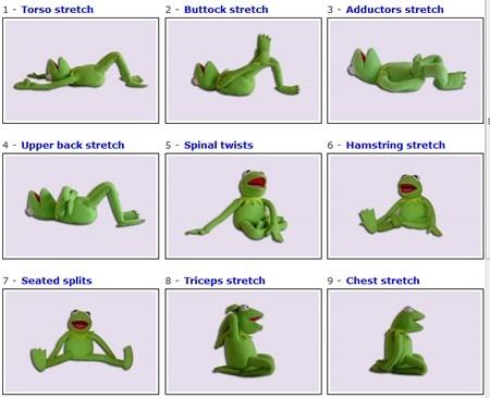 supple Kermit