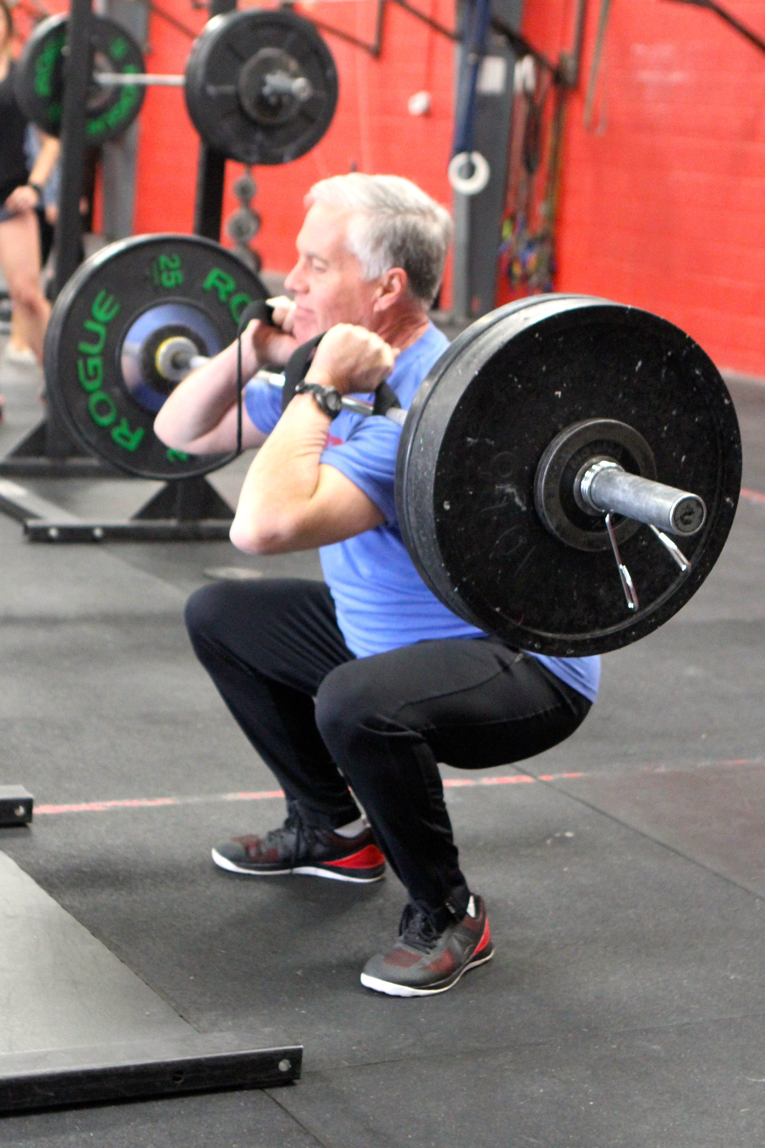 21c10bb0a84a Don t let that stop you! There are many alternatives to keep you moving and  getting stronger. Box squats and prowler pushes are great for back  injuries