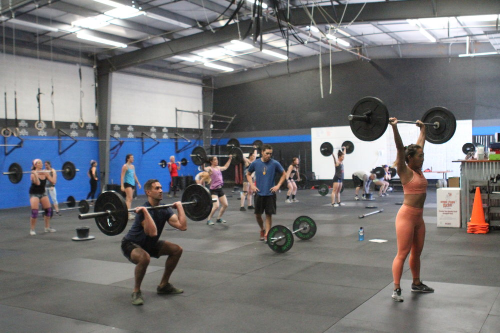 Dating rxd crossfit