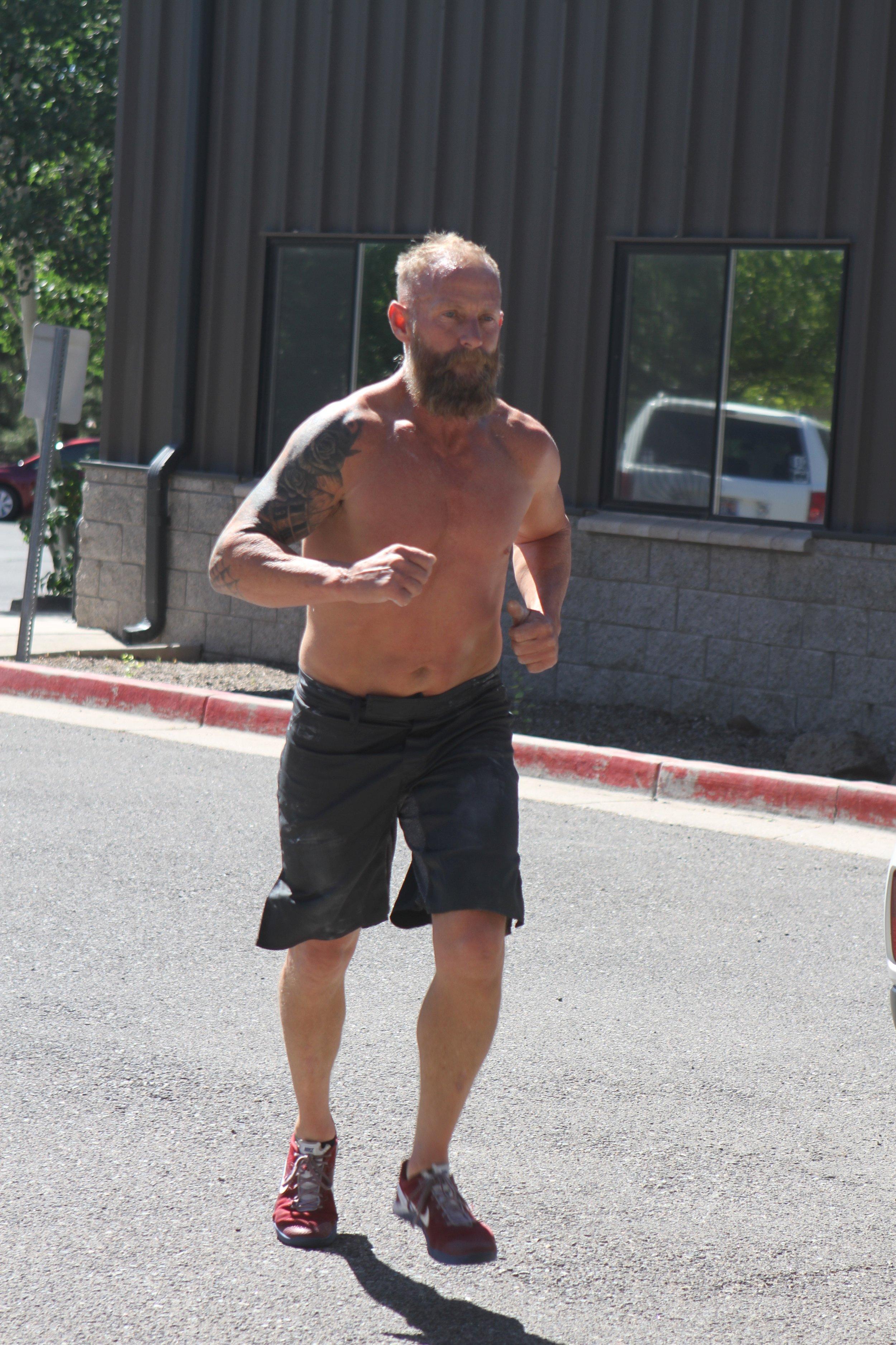 Hot Shot 19 — CrossFit Flagstaff