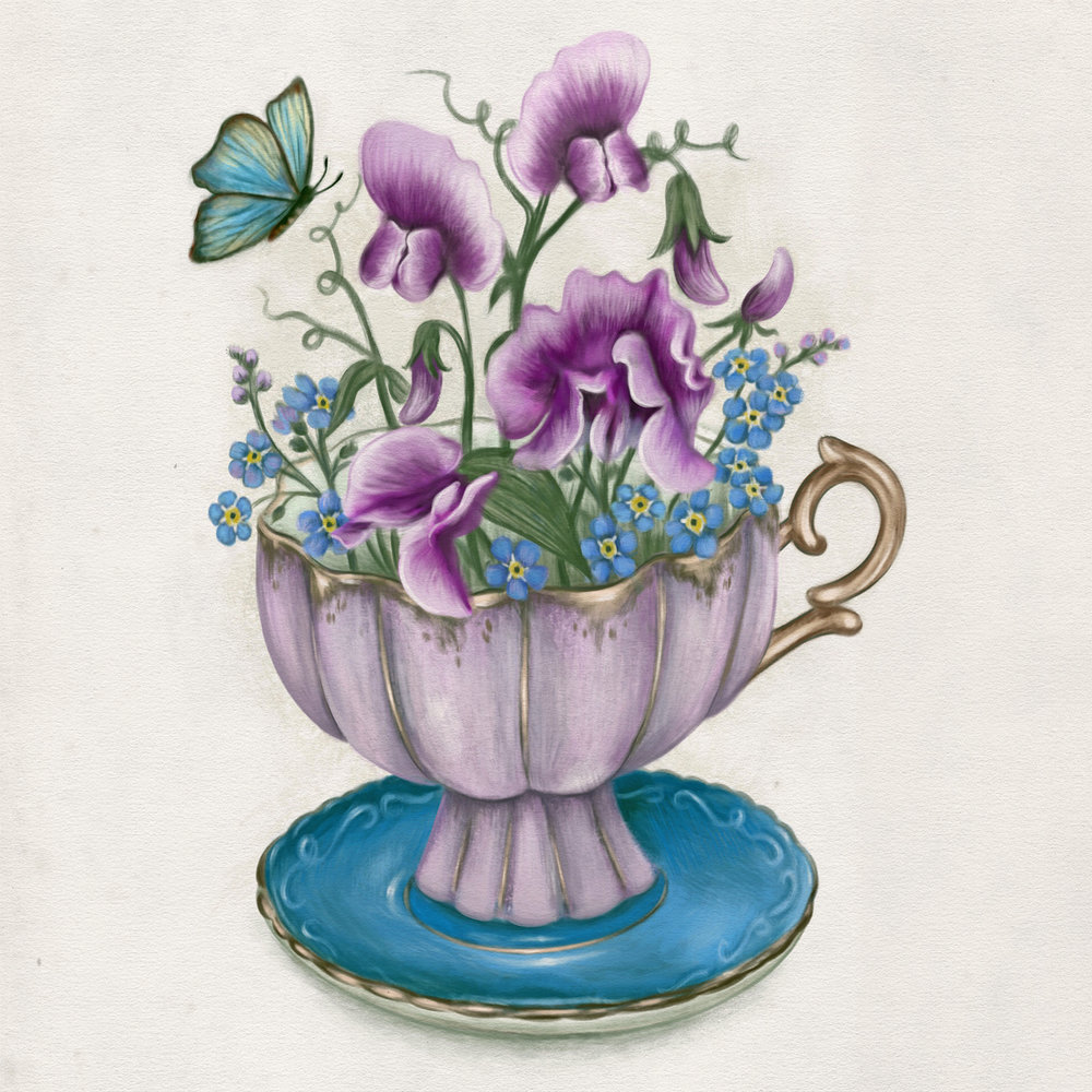 Nana's Cup