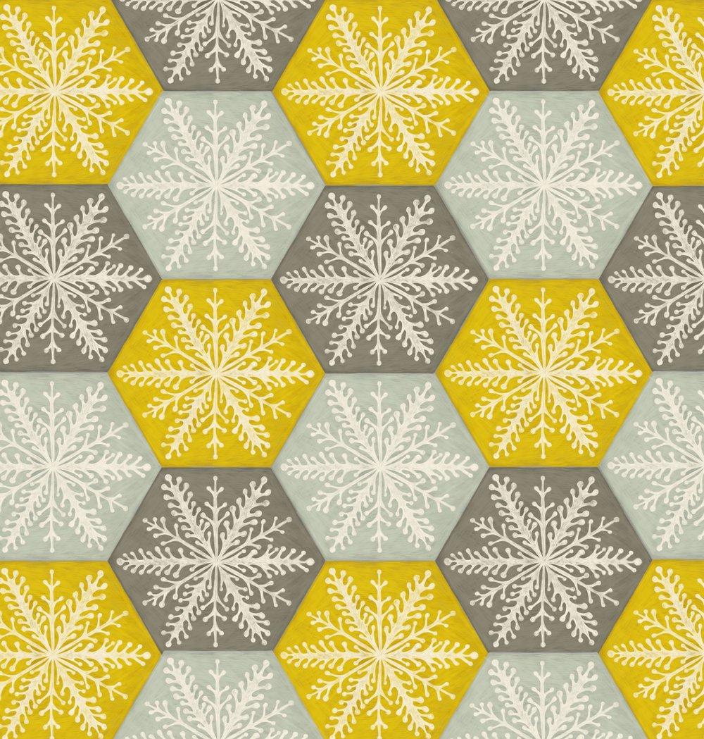 Scandi Snowflakes