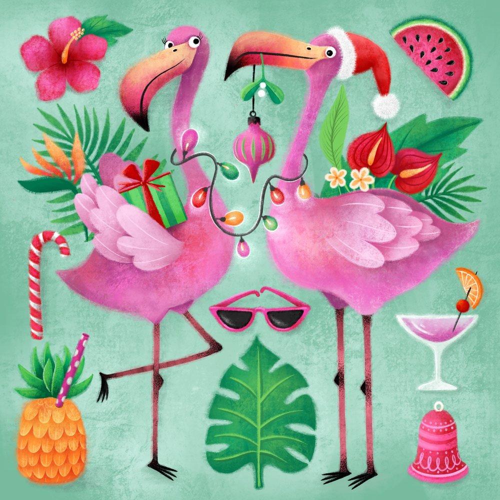Flamingous!