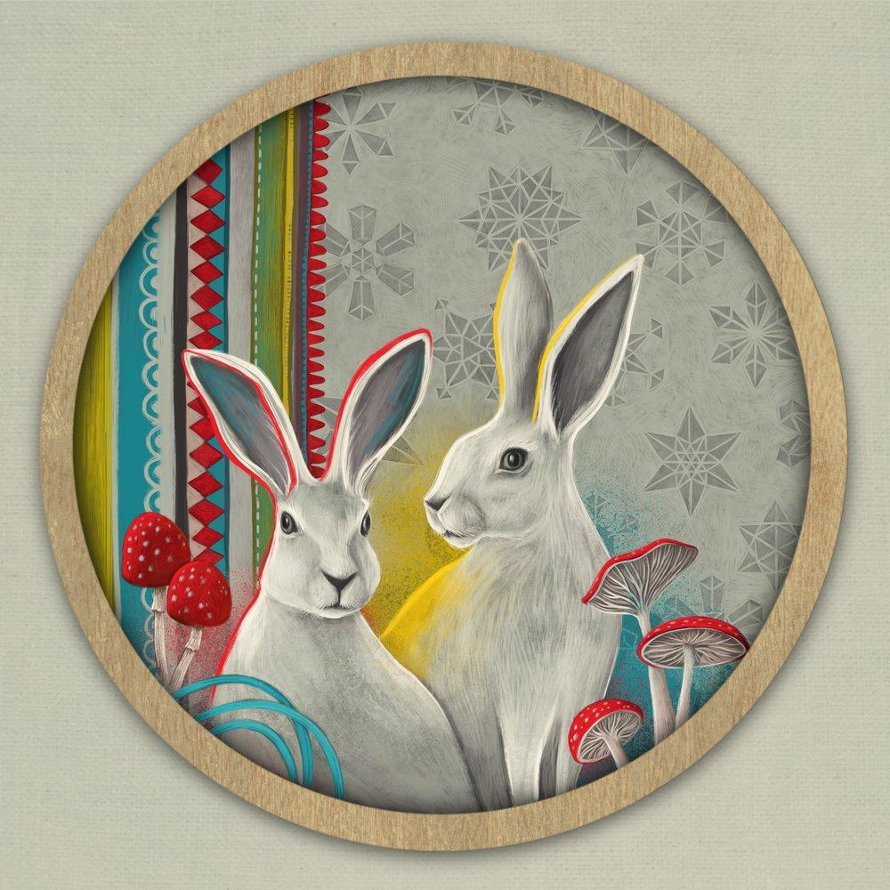 Nordici Noël - Artic Hares