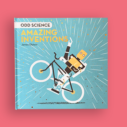 Amazing Inventions - Out now!