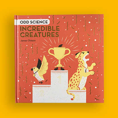 Incredible Creatures - Out Now!