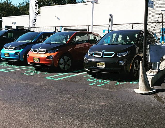 I3 cubed  #bmw #i3 #electric #chargepoint