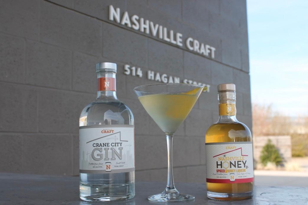 Cocktail Recipes Nashville Craft Distillery