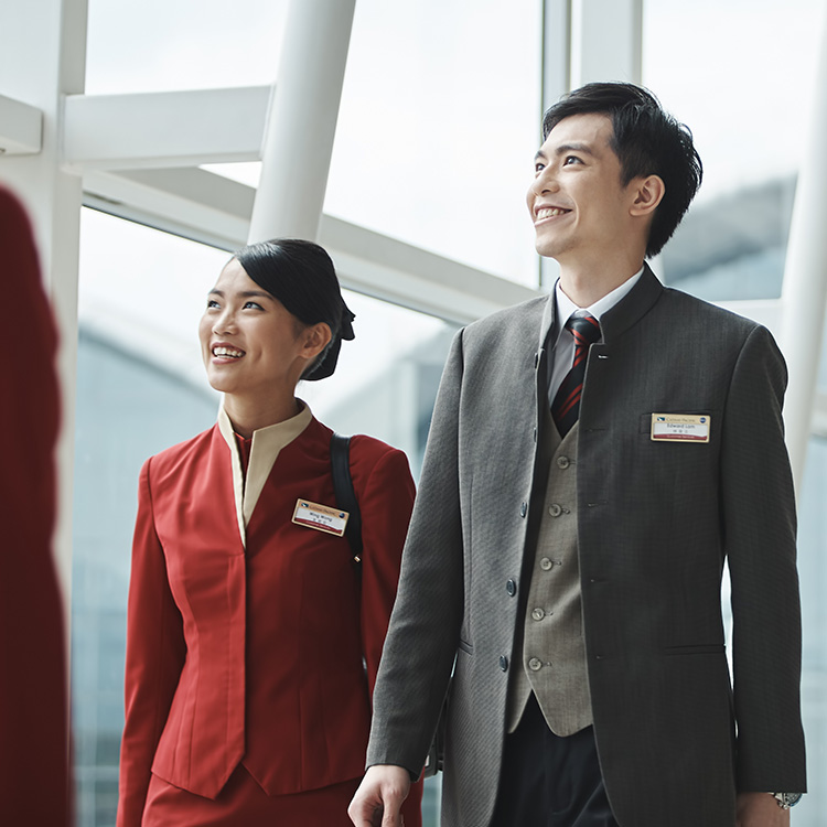 How Cathay Pacific makes it easy for people to discover the perfect role - Cathay Pacific Airways is an international airline that believes in helping their passengers travel well. The flagship carrier of Hong Kong, they fly to over 180 destinations around the world together with Cathay Dragon.