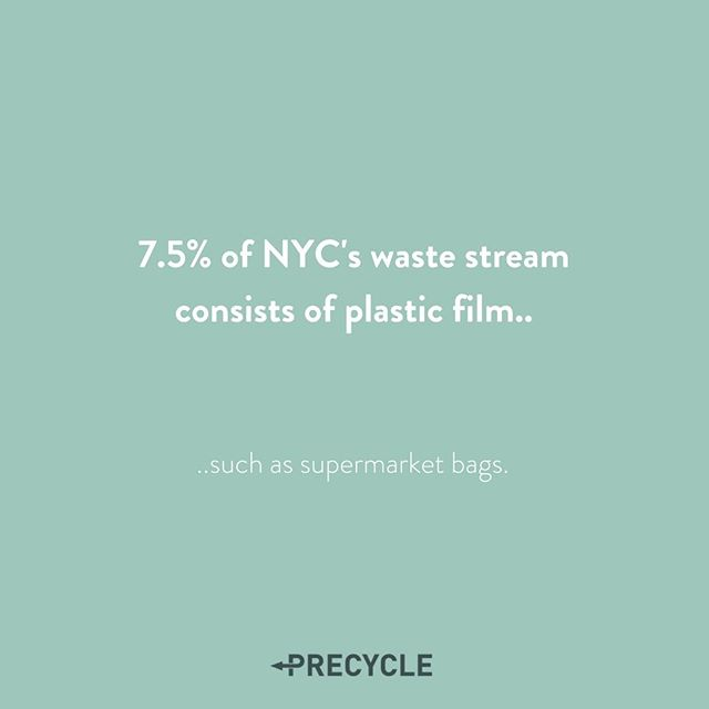 All it takes is some small changes in our daily life to make a huge positive impact on the world around us! It is certainly not uncommon to see plastic bags blowing around like tumbleweeds in NYC or stuck in trees and bushes around the city. You have the power to change that! ⠀ ⠀⠀⠀⠀ ⠀⠀⠀ Here are three easy swaps to reduce using plastic bags: 🌎 Refuse the bag when offered. 🌎 Bring your own cute tote bags with you! 🌎 Repurpose the bag as a trash can liner or even turn it into art. ⠀ ⠀⠀⠀⠀ ⠀⠀⠀ It's as easy as 1,2,3 and don't forget to pick up the bags you see blowing in the wind. #precycle . . . . . . #zerowaste #wastefree #plasticfree #zero  #plastic #sustainability #foodwaste  #today #recycling #reduce #byob #eco #brooklyneats #circulareconomy #packaging #green #zerowastelifestyle #zerowastehelp #smallbusiness #bushwick #bushwicksmallbiz #iamwellandgood #organic #gogreen #bushwickdaily #timeoutnyc #bushwickresident #brooklynbased #brownstoner