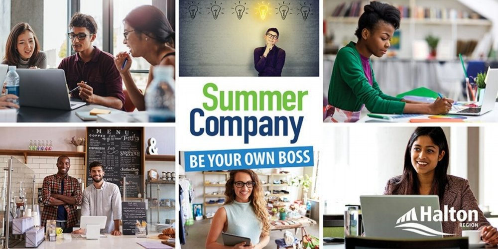 about our sponsor. - This company is funded by the SUMMER COMPANY program offered by the Halton Region. This grant and mentorship program gives youth in the area the opportunity to learn skills such as what it takes to run a business and be a young entrepneur and so much more, which they are then able to take into the real world! Find out more at: https://www.ontario.ca/page/start-summer-company-students