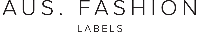 Australian Fashion Labels