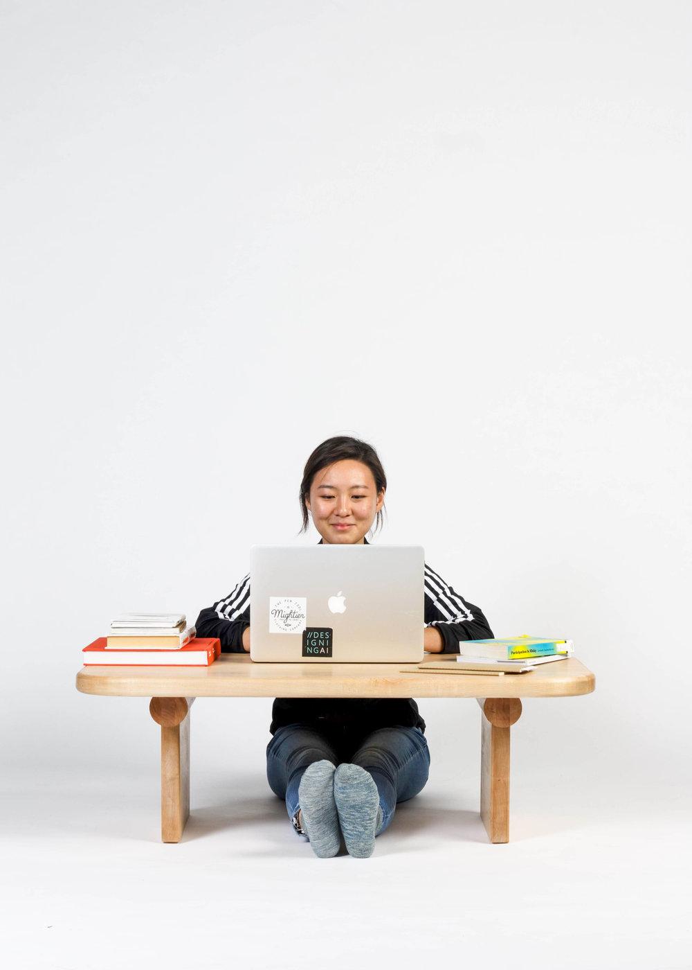 Sumo Table & Chair   furniture design, industrial design
