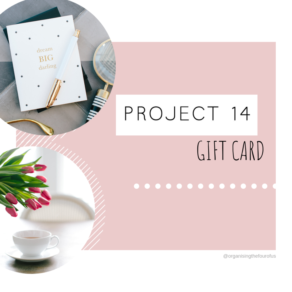 give the gift that will underwhelm. - So many people are overwhelmed in this day and age, help someone you know by underwhelming them in a positive way.