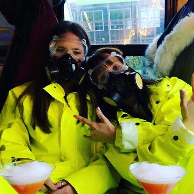 Tight. Come cook with us! Bookings now open at website. @claire1410p Taking our adventures to a whole new level #manchester #welovemanchester #breakingbad #abqmanchester #rachaelandclaire #bestiesdayout #wednesdayfunday #adventuresareus