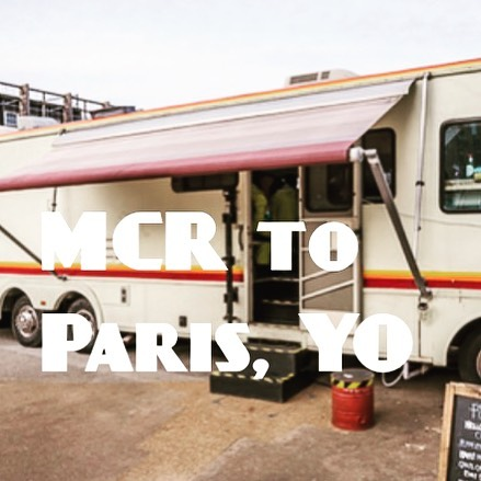 Yo. We are now moving this page to ABQ Paris yo! Yes the Manchester RV is going is Paris to cook with the French! #abqparis #cocktails #paris #france