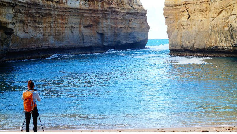 Loch Ard Gorge - Great Ocean Road and Melbourne