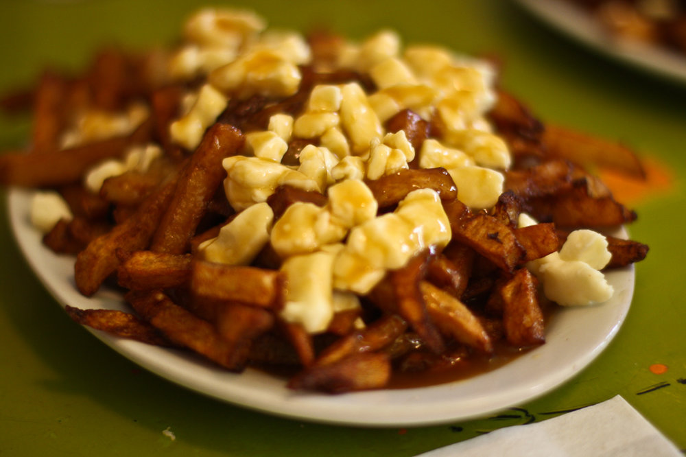 I want to Poutine-up my life right now! - Cultural Etiquette in Canada