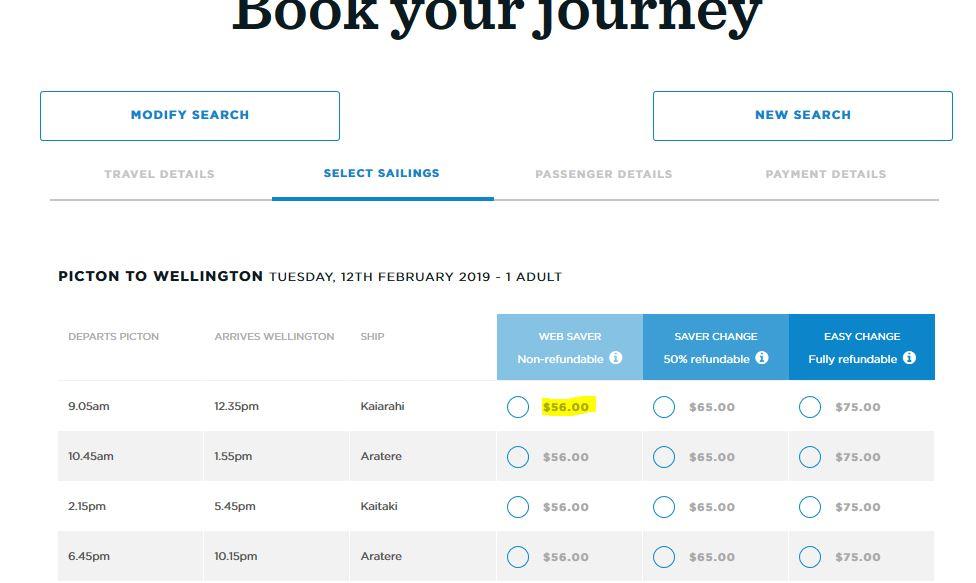 Interislander - Article cost of a trip to New Zealand.JPG